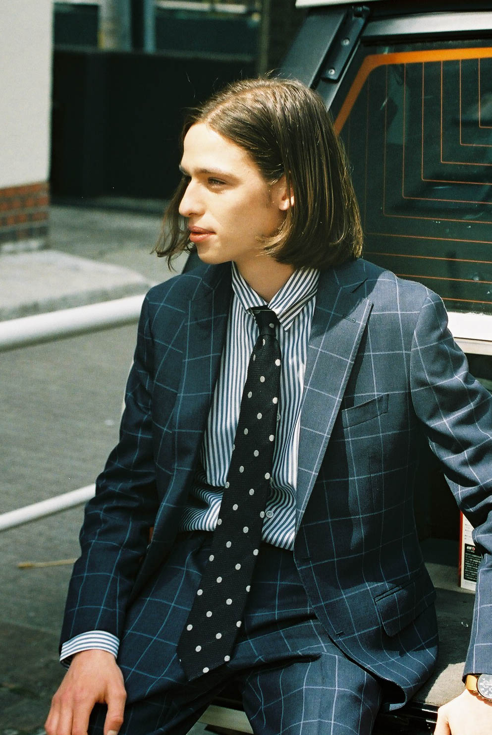 The Suit Company S/S Look