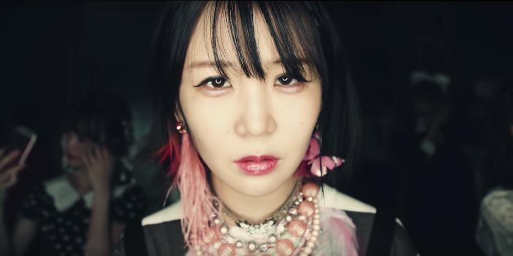 大森靖子「GIRLS GIRL」MV