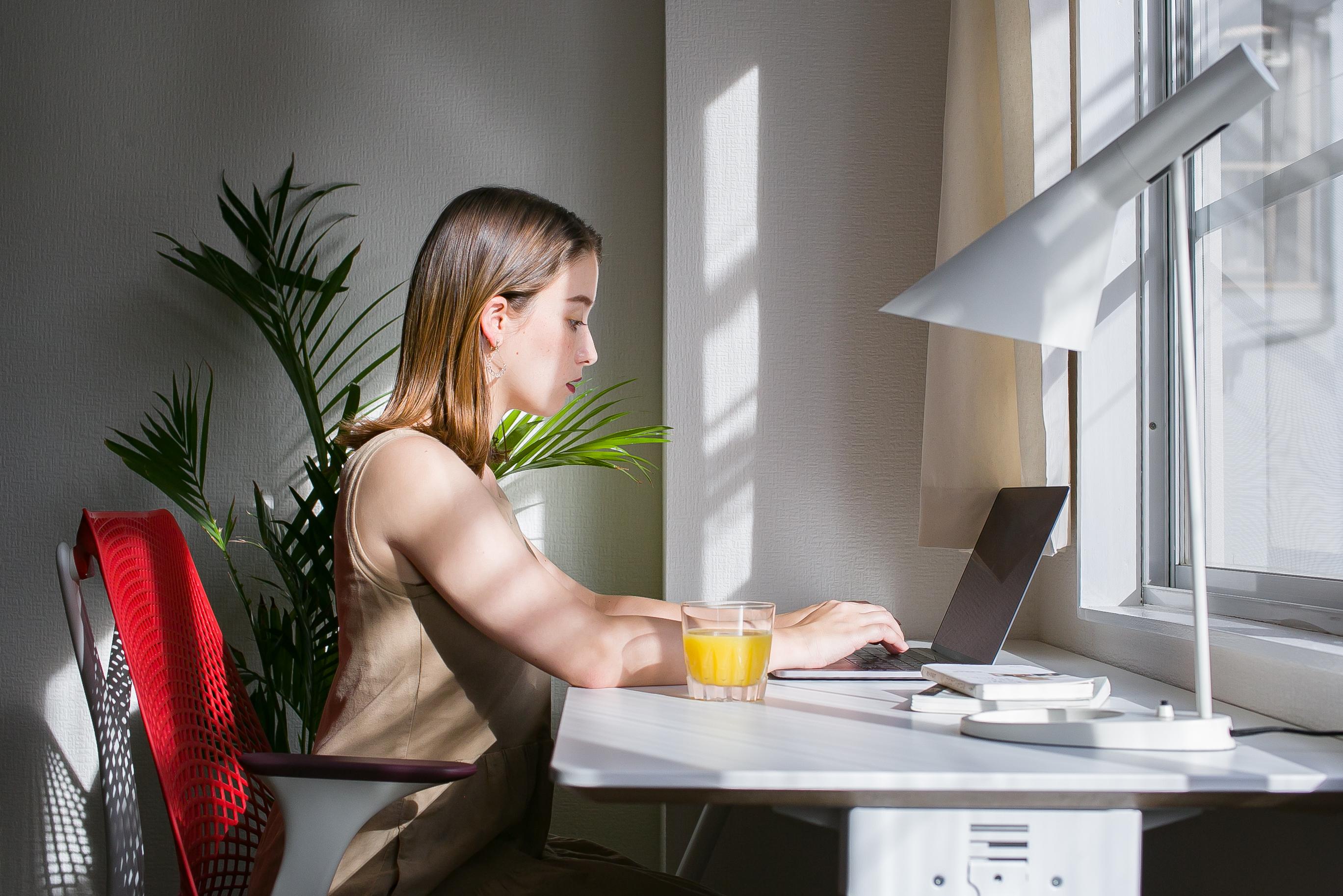 HermanMillar -Online Visualを制作