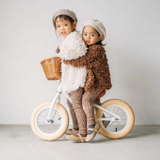 子供服ブランド「gypsophile」のルックを制作。